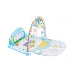 Gimnasio alfombra para bebé, con luz y sonido