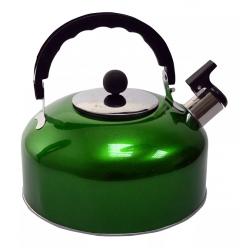 Caldera Acero 3 Lts Color Verde