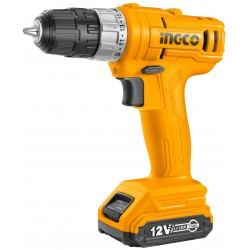 Atornillador INGCO - 12v - 20 Nm - CDLI1211