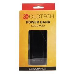 Power Bank Goldtech 4000 MAH V302