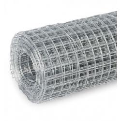 Tejido Electrosoldado 7.5 x 5 CM - Alto 1 MT (25MT) 1.8 x MT