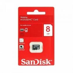 Memoria SANDISK Micro-Sd 8 GB
