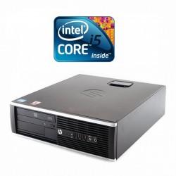 Equipo RECERTIFICADO Core I5 3.1 Ghz. + 4 GB RAM + 250 GB Disco + DVD