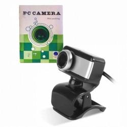 Camara WEB USB con Micrófono 5 MP