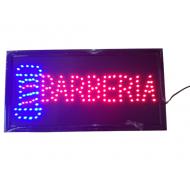 "Cartel LED - ""BARBERIA"""