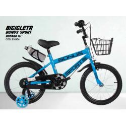 Bicicleta R-16 BONUS SPORT