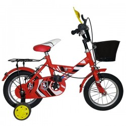 Bicicleta R-12 Roja