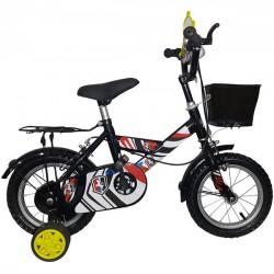 Bicicleta R-12 Negra