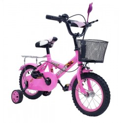 Bicicleta R-12 Niña Canasto y Parrilla