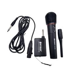 Micrófono Inalambrico y con Cable